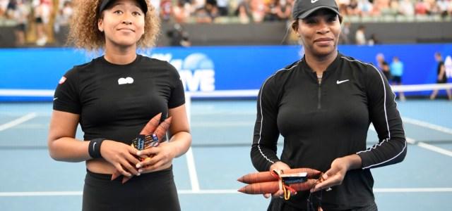 Serena Williams and Naomi Osaka set for Australian Open semi-final