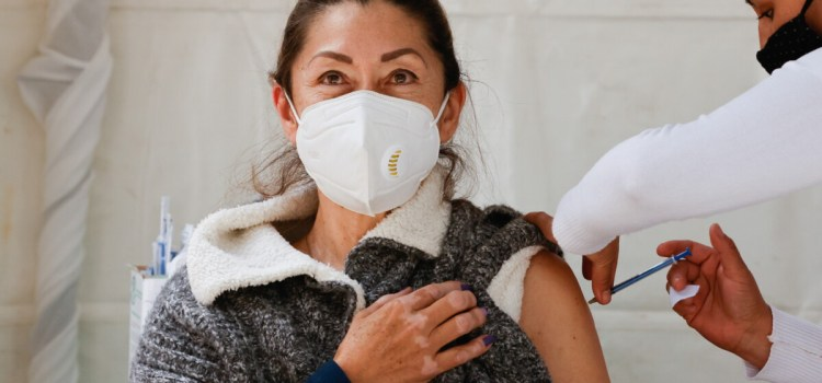 Mexico demands UN look at inequity of  low COVID-vaccine rates