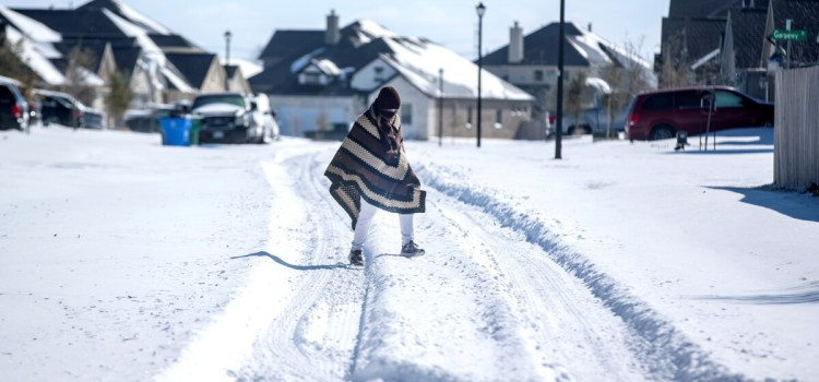 Millions in Texas without power after historic winter storm cuts grid