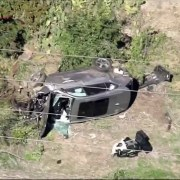Tiger Woods injured in serious crash in Los Angeles