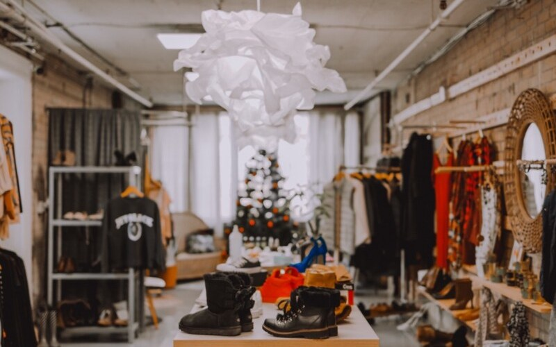 Kitchener thrift store thrives in spite  of pandemic