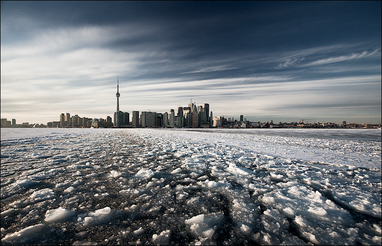 Ice cover decreasing on Great Lakes, data shows