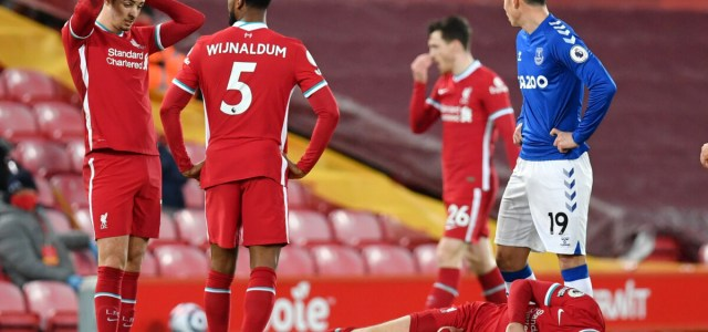 Liverpool's injury crisis pulling football champ's title down