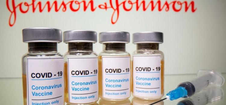 U.S. halts Johnson and Johnson's COVID-19 vaccine due to rare clot risk