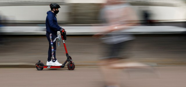 Toronto council to consider benefits, risks of e-scooters
