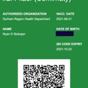 Third-party QR codes no longer valid as province rolls out SMART Health Card