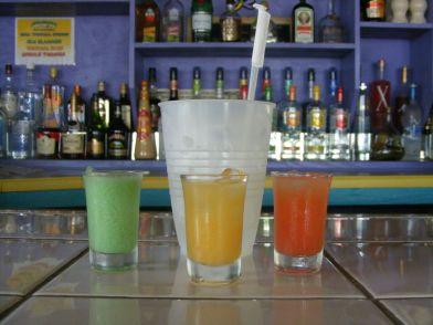 Skeeterz Cocktails Saint Lucia