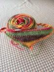 Carolyn - Linen Stitch Cowl