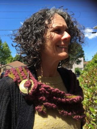 Karen's Big City Knit