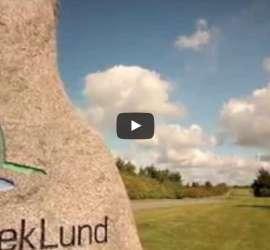 Video af Skelbæklund den smukkeste sensommer dag 2016