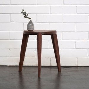 brown stool