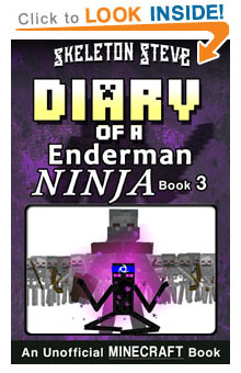 Read Diary of a Minecraft Enderman Ninja Book 1 NOW! Free Minecraft Book on KU!