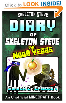 Read Skeleton Steve the Noob Years Season 2 Episode 1 on Amazon NOW!