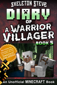 Unofficial Minecraft Books (Free on Kindle Unlimited) – Skeleton Steve