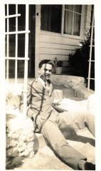 Fred Skellie Circa 1941