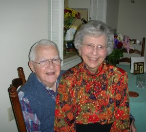 Fred and Lucille Skellie