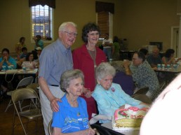 Fred, Anne, Alice May, Elaine 6-06