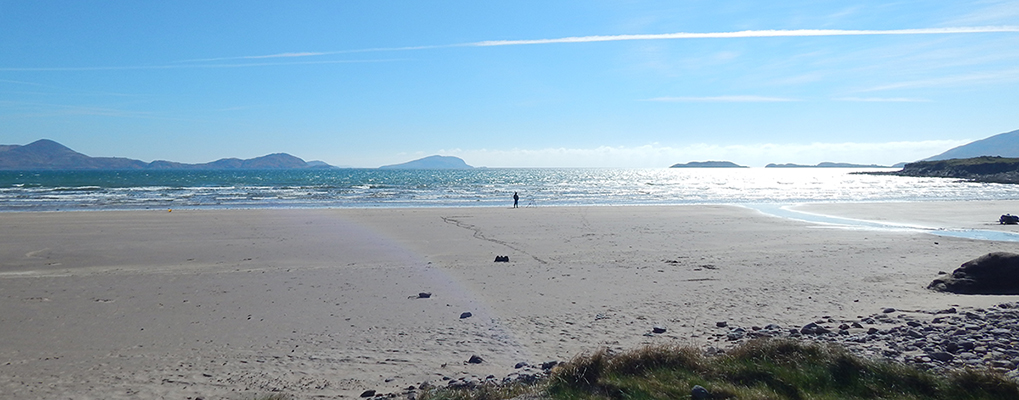 Blue Flag Beaches ring of kerry
