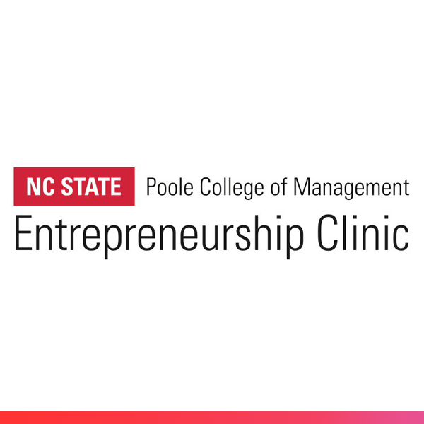 NC State Poole College of Management Entrepreneurship Clinic