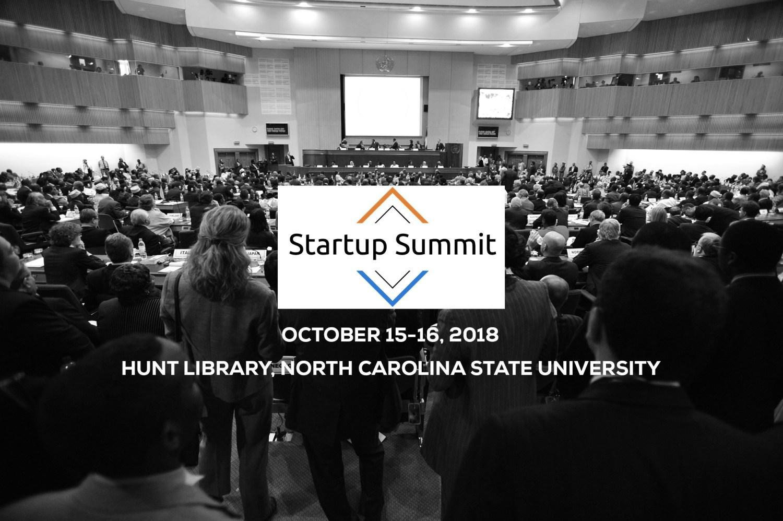 Startup Summit 2018-North Carolina State University