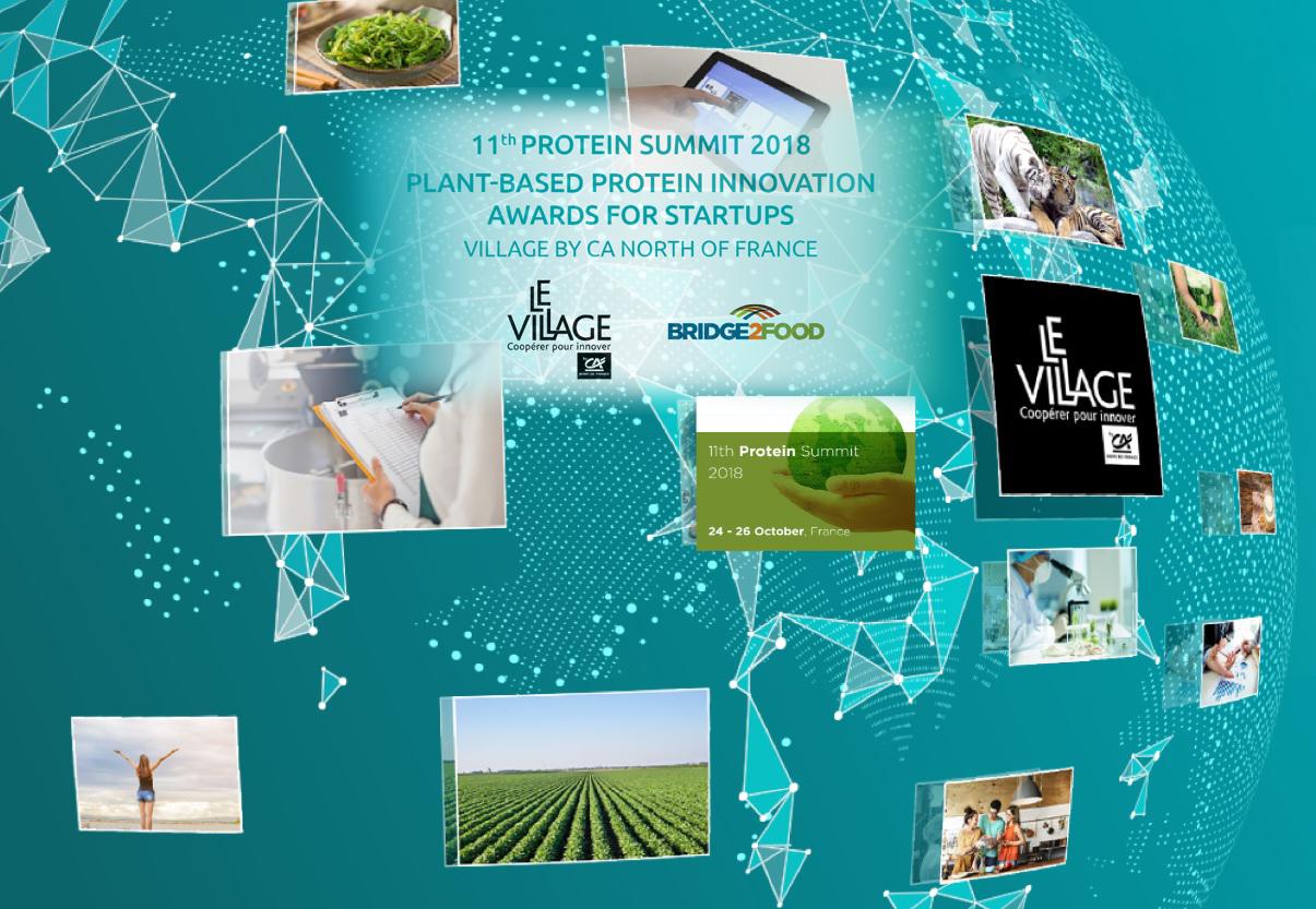 Best Plant-Based Protein Startups Awards 2018