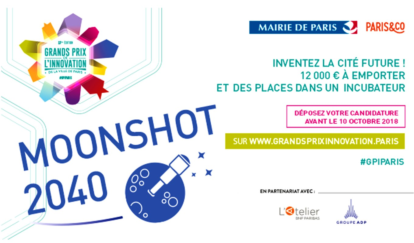 Moonshot 2040-Paris Innovation Grand Prix
