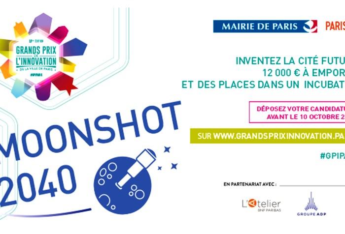 Moonshot 2040-Paris Innovation Grand Prix