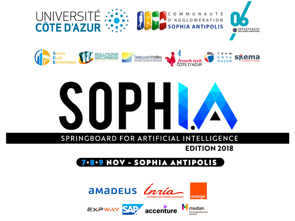 Sophia Summit-artificial intelligence event