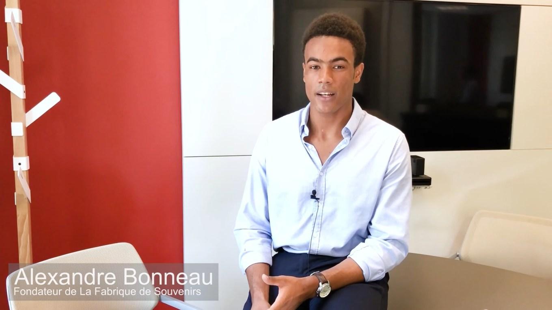 Alexandre Bonneau interview