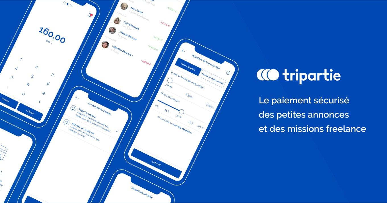 Tripartie mobile application