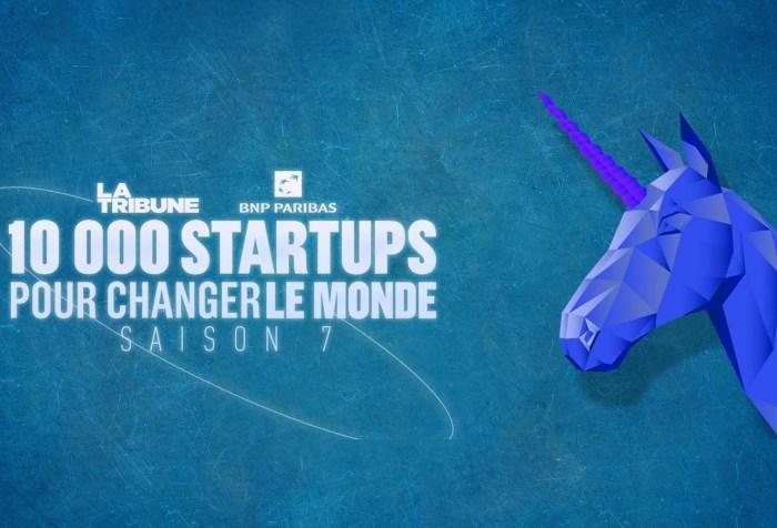 10,000 Startups Pour Changer le Monde