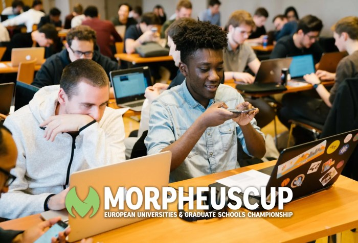 Morpheus cup event-SKEMA Ventures