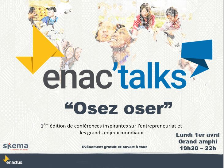 enactalks event for entreoreneurs