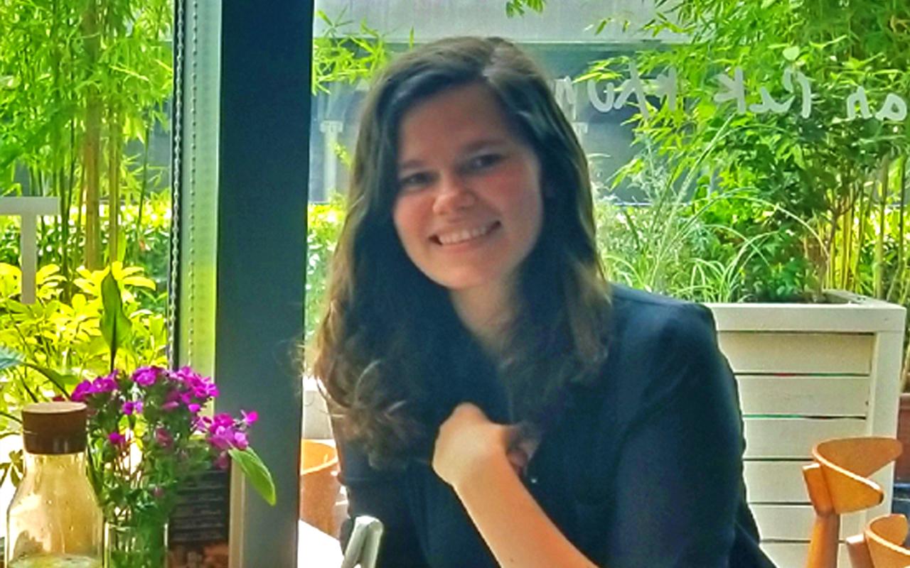 SKEMA alumna Marie Prevot's interview