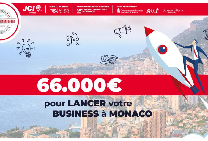 Business plan competition in Monaco