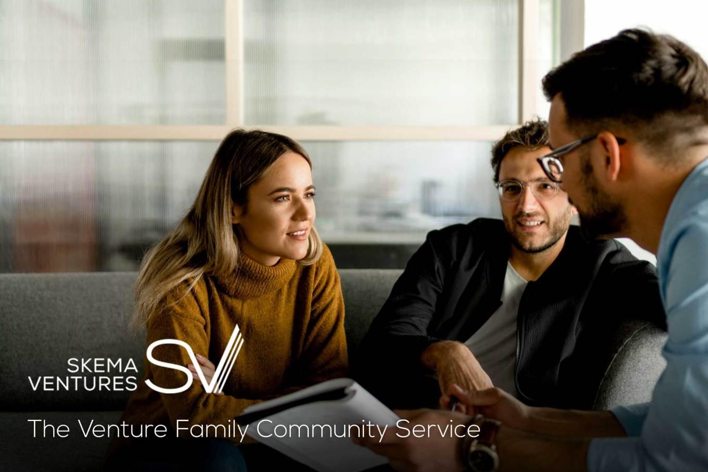 The Venture Family Community Service