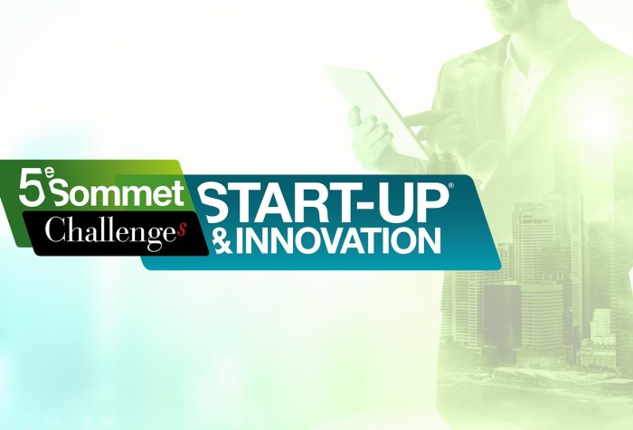 Startup innovation summit-Challenges