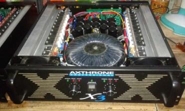 amplifier rakitan