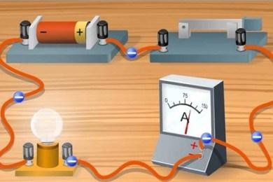 pengertian arus listrik
