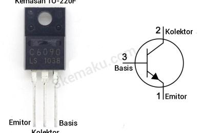 transistor c6090
