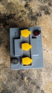 forklift acid battery 6v 200ah 1