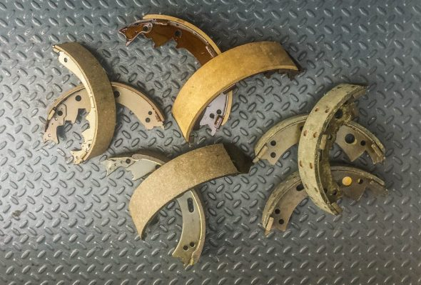 forklift-spare-parts-cyprus-brake-shoes