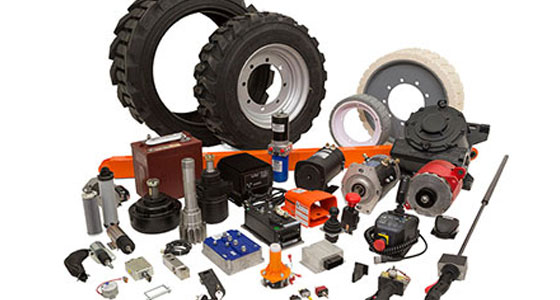Forklifts Spare Parts Cyprus