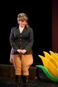 Phyllis (Annie Gill) in Iolanthe - Directed by Scott Kenison