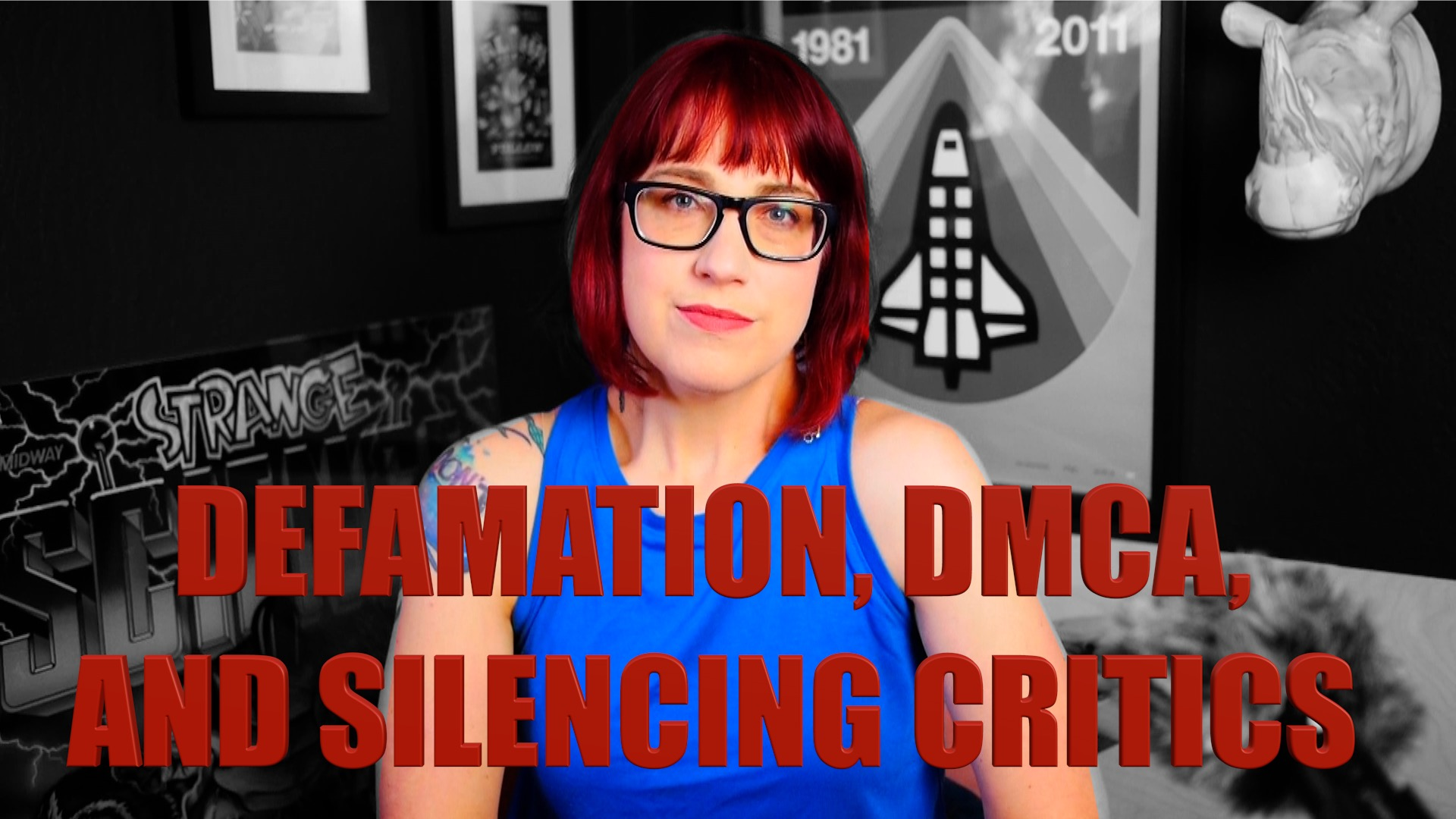 Why Nicole Prause Filed DMCAs to Remove My Videos