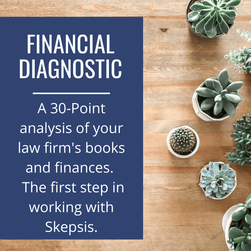 Law Firm Financial Diagnostic Health Check
