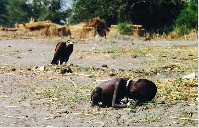 KevinCarter_Sudan
