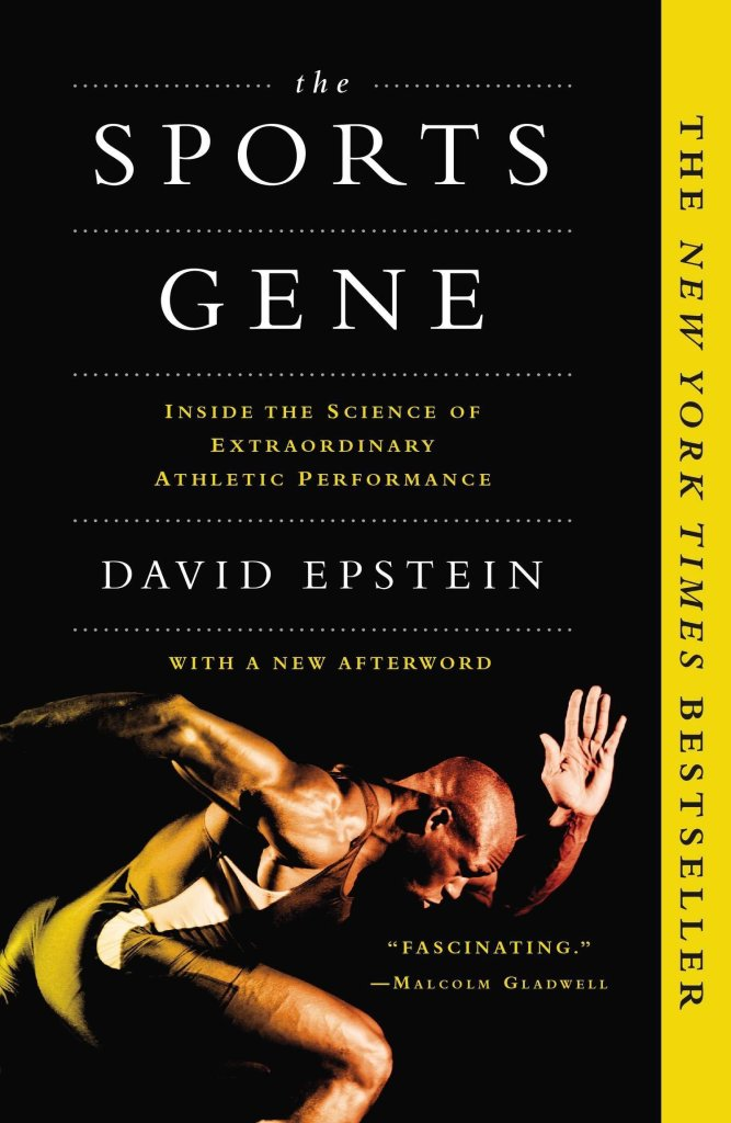 The Sports Gene – Quanto la genetica conta nello sport ?