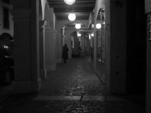 Walking alone, photo by sandman's closet on Flickr