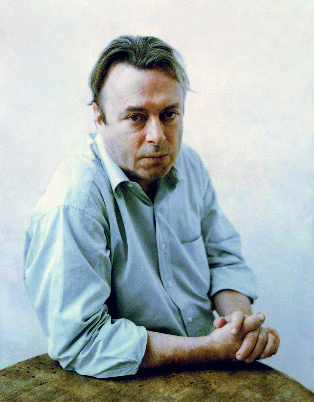 If you want to be awe inspired: Christopher Hitchens